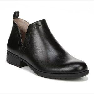 Life Stride Xaria Black Western Ankle Booties